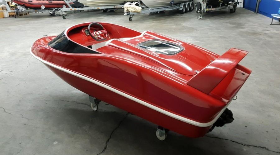 Nieuwe overjarige Hison mini Jetboat