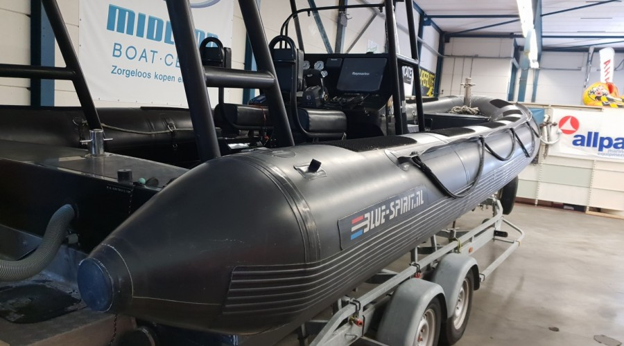 Blue Spirit 750 Offshore RIB