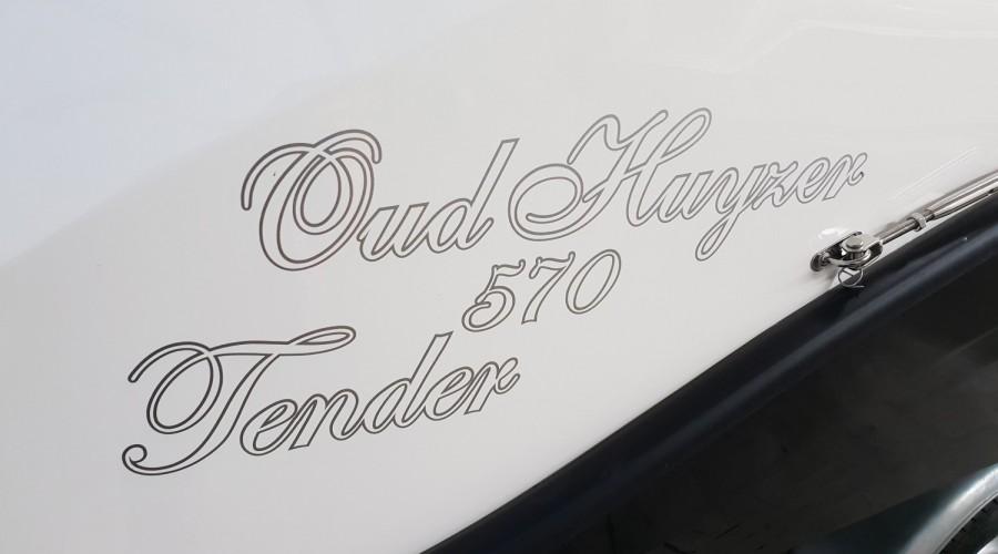 Oud Huijzer 570 Tender DEMO!