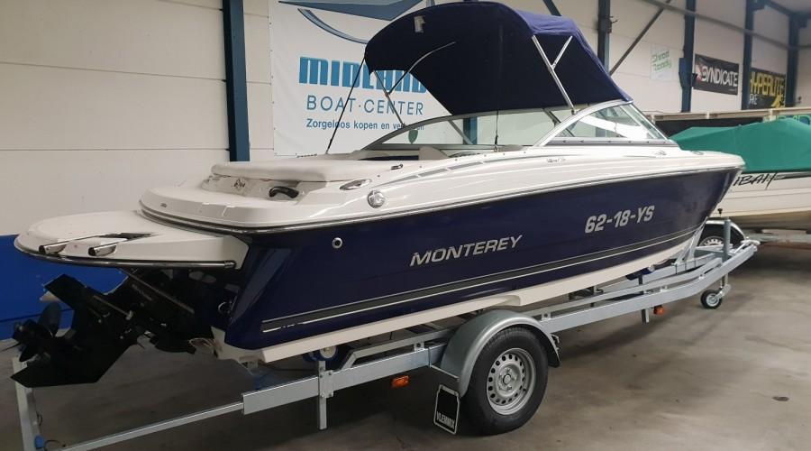 Monterey 184FS + NIEUWE TRAILER